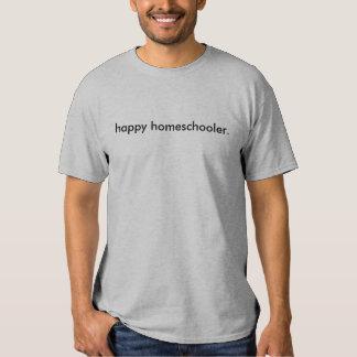Happy Homeschooler Shirts