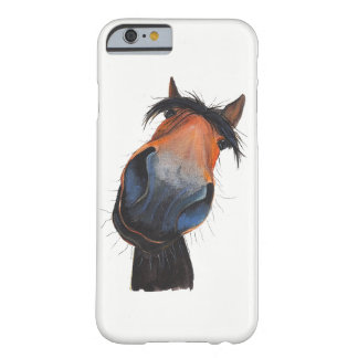 Happy Horse 'Happy Dave' by Shirley MacArthur Barely There iPhone 6 Case