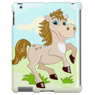 Happy Horse iPad Case