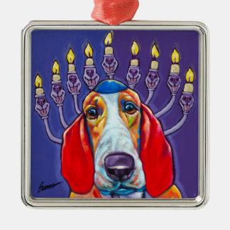 Happy Houdakkah Ornament by Ron Burns