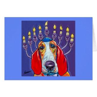 Happy Houndukkah! Card by Ron Burns