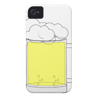 Happy Hour Beer Animation iPhone 4 Case-Mate Cases