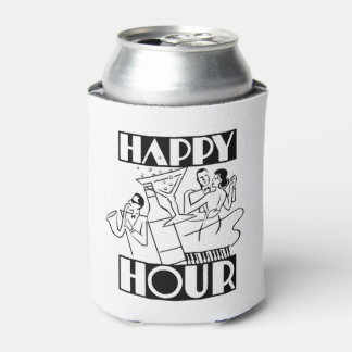HAPPY HOUR CAN COOLER