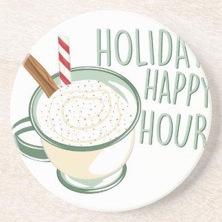 Happy Hour Drink Coaster
