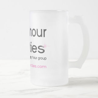 Happy Hour Hotties Frosty Beer Mug