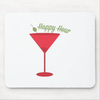 Happy Hour Mousepads