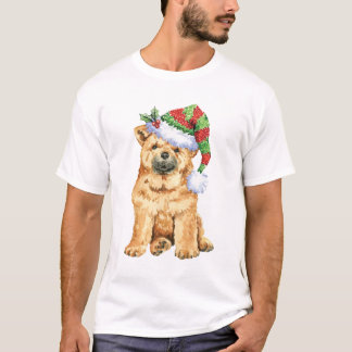 Happy Howliday Chow Chow T-Shirt