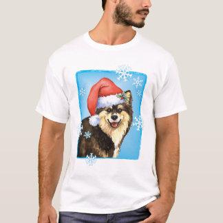 Happy Howliday Finnish Lapphund T-Shirt