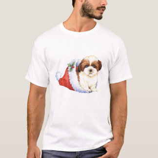 Happy Howliday Shih Tzu T-Shirt