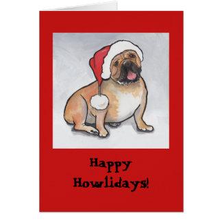 Happy Howlidays 2 Card