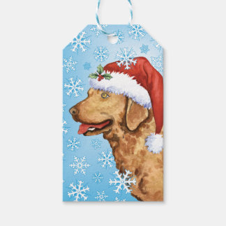 Happy Howlidays Chessie Pack Of Gift Tags