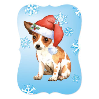 Happy Howlidays Chihuahua Card