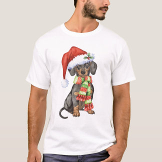 Happy Howlidays Dachshund T-Shirt