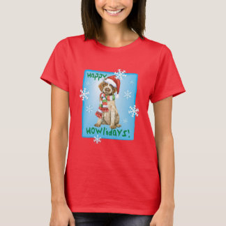 Happy Howlidays Griffon T-Shirt
