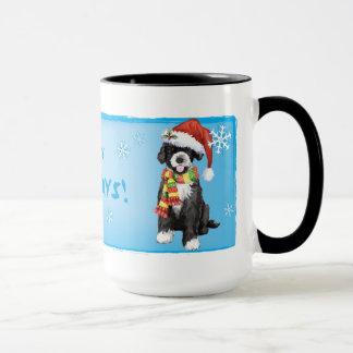 Happy Howlidays PWD Mug