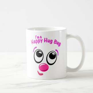 Happy Hug Bug Coffee Mug