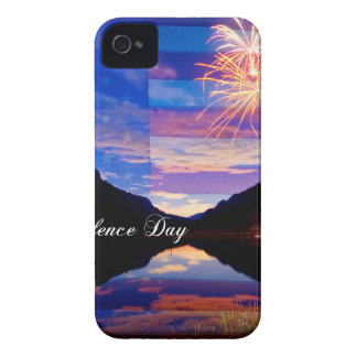Happy Independence Day iPhone 4 Cases