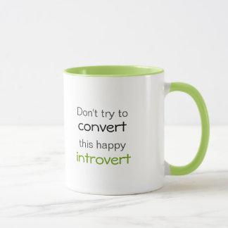 Happy Introvert Mug