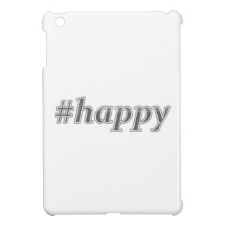 happy iPad mini case
