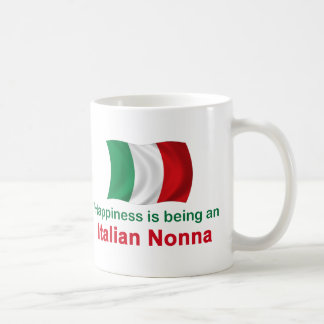 Happy Italian Nonna Coffee Mug