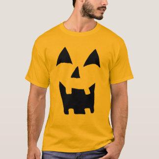 Happy Jack O'Lantern Face 2 Shirt
