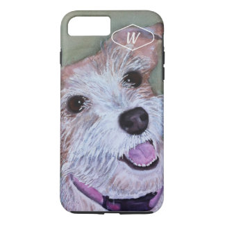 HAPPY JACK RUSSELL Case-Mate iPhone CASE