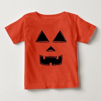 Happy Jackolantern Face Baby T-Shirt