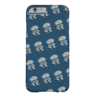 Happy Jellyfish Barely There iPhone 6 Case