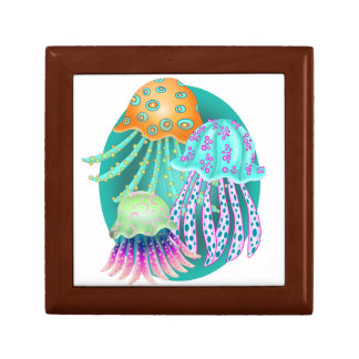 Happy Jellyfish Gift Box