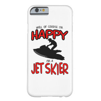 HAPPY JET SKIER (black) Barely There iPhone 6 Case