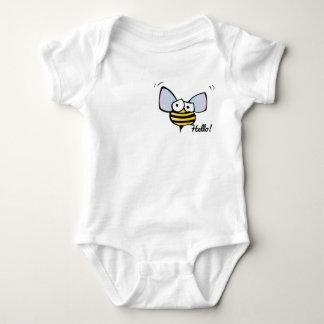 Happy Jolly Bee Baby Bodysuit