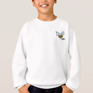 Happy Jolly Bee Sweatshirt