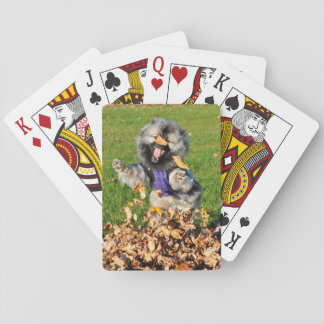 Happy Kees Playing Cards