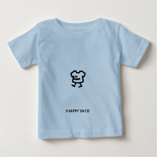 Happy kid shirtz baby T-Shirt