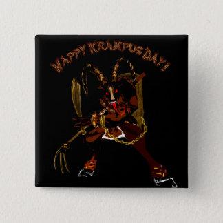 Happy Krampus Day Button