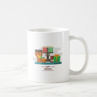 happy kwanzaa gifts coffee mug