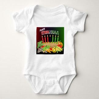 Happy Kwanzaa Sign Baby Bodysuit
