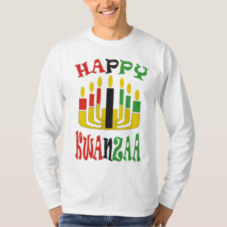HAPPY KWANZAA T-Shirt