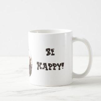 Happy laughing good luck Buddha Coffee Mug