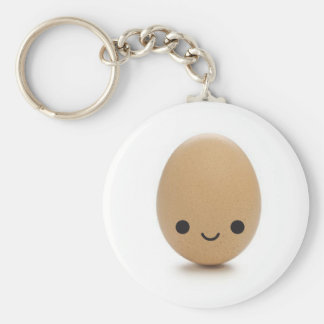 Happy Little Egg Keychain