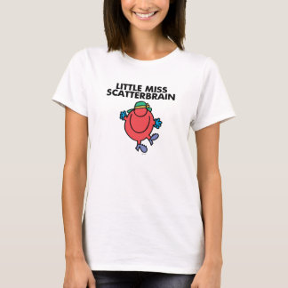 Happy Little Miss Scatterbrain T-Shirt
