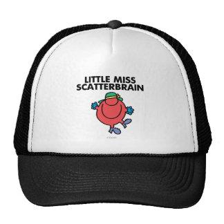 Happy Little Miss Scatterbrain Trucker Hat