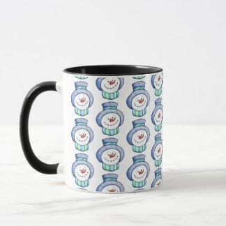 Happy Little Snowman Mug