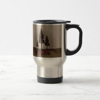 Happy Little Trees Travel Mug