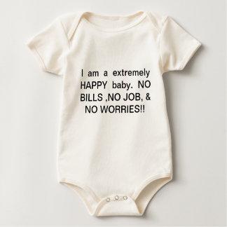 Happy living baby bodysuit