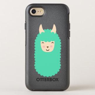 Happy Llama Emoji iPhone Otterbox