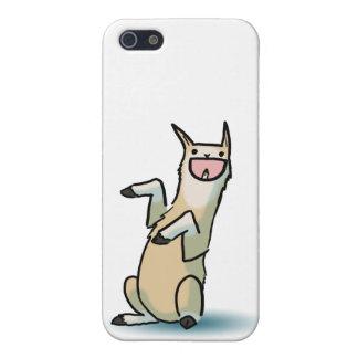 Happy Llama iPhone 5/5S Cover