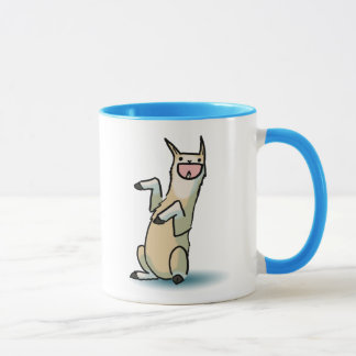 Happy Llama Mug