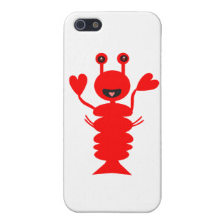 Happy Lobster yay iPhone 5 Cover