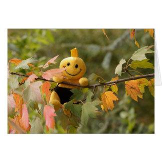 Happy loves Fall Card